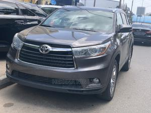 Toyota Highlander 2014 Gray   Cars for sale in Abuja (FCT) State, Garki 2
