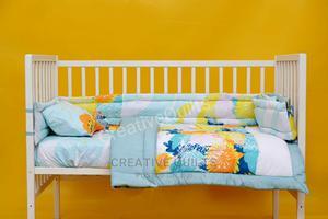 8pcs Baby Crib Bedding Set | Children's Furniture for sale in Lagos State, Magodo