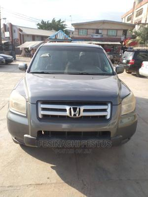 Honda Pilot 2008 Silver | Cars for sale in Lagos State, Surulere
