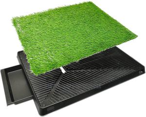 Potty Training Green Mat for Dogs, 60cm | Pet's Accessories for sale in Lagos State, Lekki
