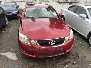 Lexus GS 2006 300 AWD Red | Cars for sale in Lagos State, Apapa