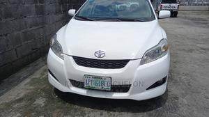 Toyota Matrix 2012 White | Cars for sale in Rivers State, Port-Harcourt