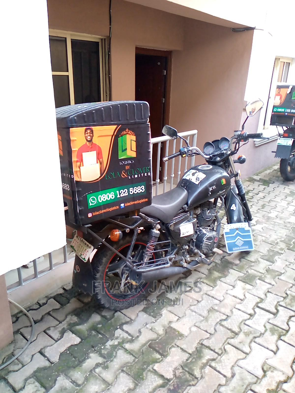 Archive: Dispatch Bike Riders Needed