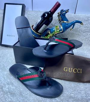 Gucci Luxury Unisex Slippers | Shoes for sale in Lagos State, Lagos Island (Eko)