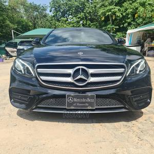 Mercedes-Benz E350 2016 Black | Cars for sale in Abuja (FCT) State, Katampe