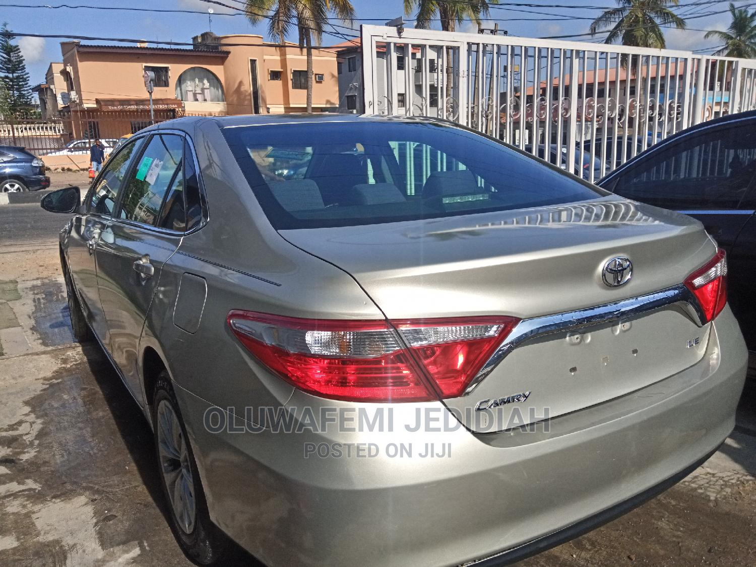 Toyota Camry 2015 Gold   Cars for sale in Ikeja, Lagos State, Nigeria