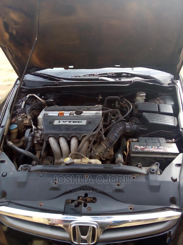 Archive: Honda Accord 2005 2.4 Type S Automatic Black