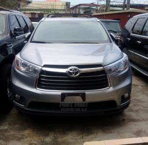 Toyota Highlander 2015 Silver   Cars for sale in Lagos State, Ikeja