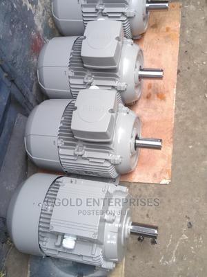 7.5 Hp Electric Motor Speed 1450 | Manufacturing Equipment for sale in Lagos State, Ojo