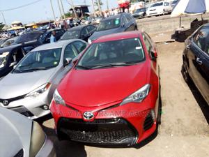 Toyota Corolla 2017 Red | Cars for sale in Lagos State, Apapa