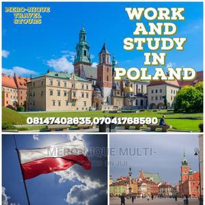 Poland Work Permit Visa | Travel Agents & Tours for sale in Delta State, Warri