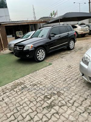 Mercedes-Benz GLK-Class 2012 350 Black | Cars for sale in Lagos State, Ikeja