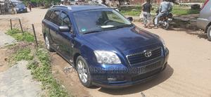 Toyota Avensis 2003 2.0 D Wagon Blue | Cars for sale in Lagos State, Ejigbo