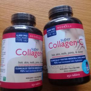 Collagen-C 250 Tablets   Vitamins & Supplements for sale in Lagos State, Amuwo-Odofin