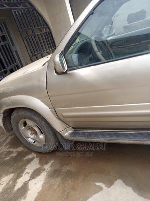 Infiniti QX4 2002 Gold   Cars for sale in Oyo State, Iseyin