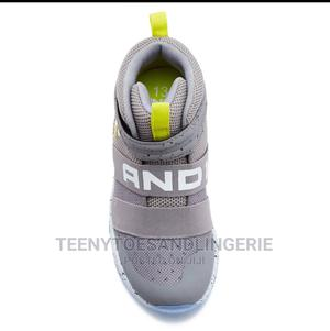 Gray Sneakers for Boys | Children's Shoes for sale in Lagos State, Lagos Island (Eko)