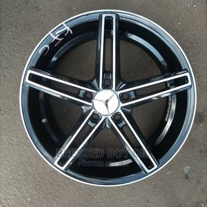 Size 17 Inches and 18 Inches Available for Mercedes Any Car   Vehicle Parts & Accessories for sale in Lagos State, Mushin