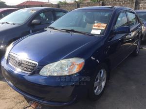 Toyota Corolla 2007 LE Blue | Cars for sale in Lagos State, Amuwo-Odofin