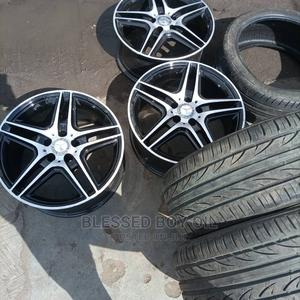 Size 18 Inches Sold for Mercedes Benz AMG Follow Come   Vehicle Parts & Accessories for sale in Lagos State, Mushin
