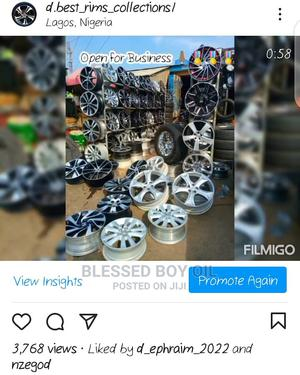 Size 18 Inches Sold Out for Mercedes Benz   Vehicle Parts & Accessories for sale in Lagos State, Mushin