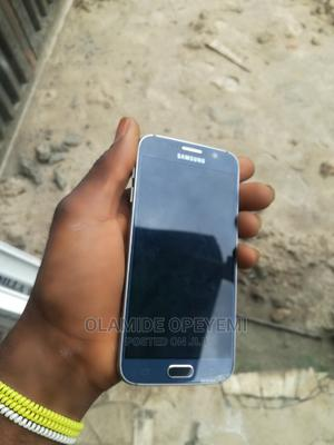 Samsung Galaxy S6 32 GB Blue   Mobile Phones for sale in Lagos State, Isolo
