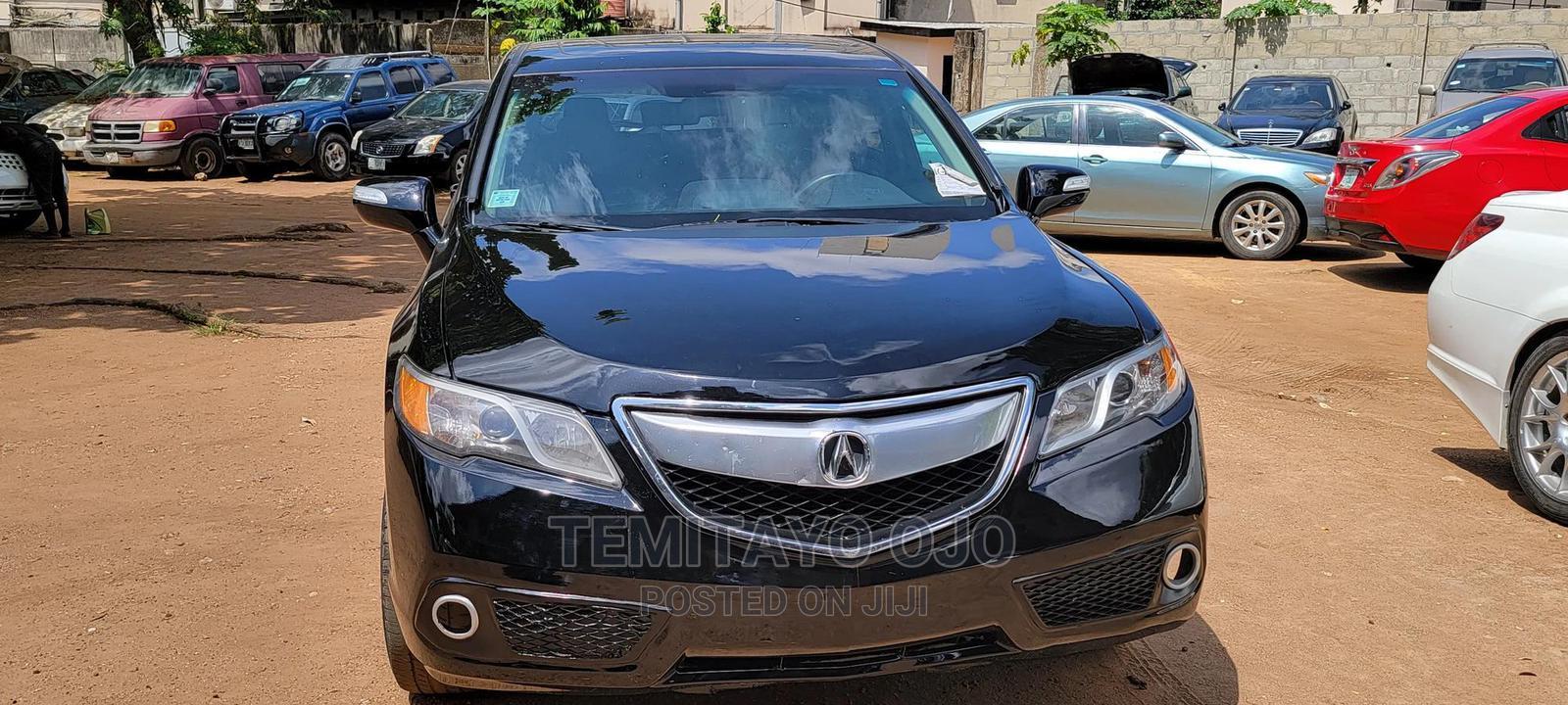 Archive: Acura RDX 2014 Black
