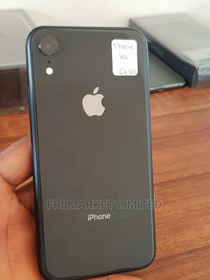 Apple iPhone XR 64 GB Black | Mobile Phones for sale in Delta State, Warri