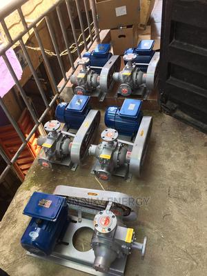 "1""Inch LPG Vane Pump Wit 2hp Single Phase Motor   Plumbing & Water Supply for sale in Lagos State, Ojo"