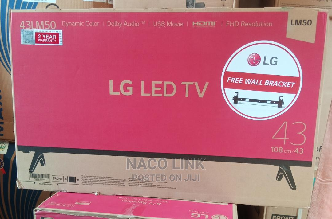 LG Led Tv 43 Inches