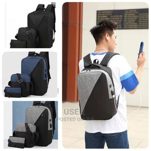 3 in 1 Usb Fashionable Bag   Bags for sale in Delta State, Uvwie
