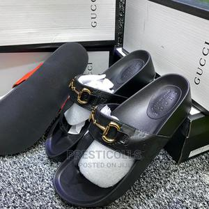 Unisex Gucci Slippers | Shoes for sale in Lagos State, Maryland