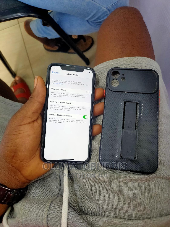 Apple iPhone 11 64 GB Gray   Mobile Phones for sale in Ikeja, Lagos State, Nigeria