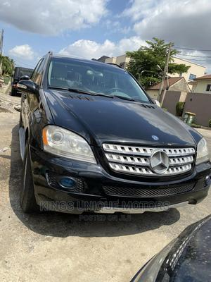 Mercedes-Benz M Class 2007 ML 350 4Matic Black | Cars for sale in Lagos State, Abule Egba