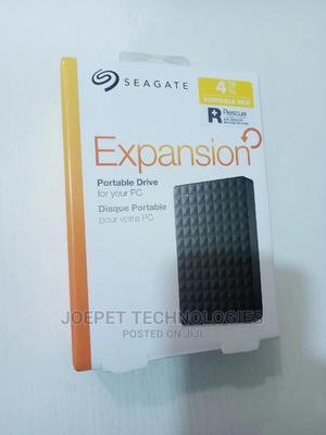 4TB External Seagate Expansion Hard Drive /WD | Computer Hardware for sale in Lagos State, Ikeja
