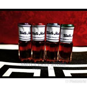 Men Black Musk Mix 72hrs Lasting Oil Perfume.   Fragrance for sale in Lagos State, Ikotun/Igando