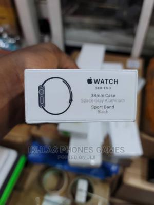 Apple Watch Series 3 38mm | Smart Watches & Trackers for sale in Lagos State, Ikeja