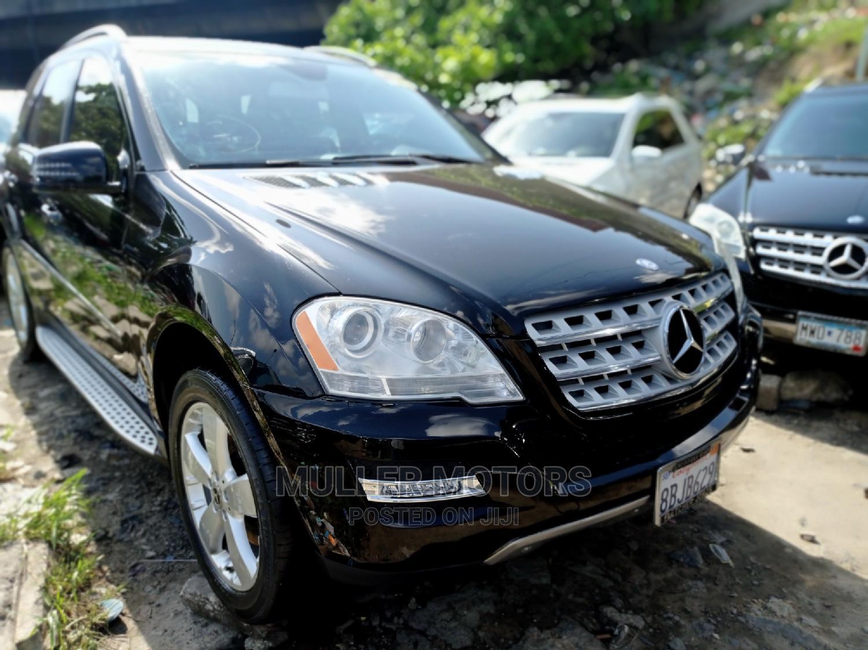 Mercedes-Benz M Class 2011 ML 350 4Matic Black