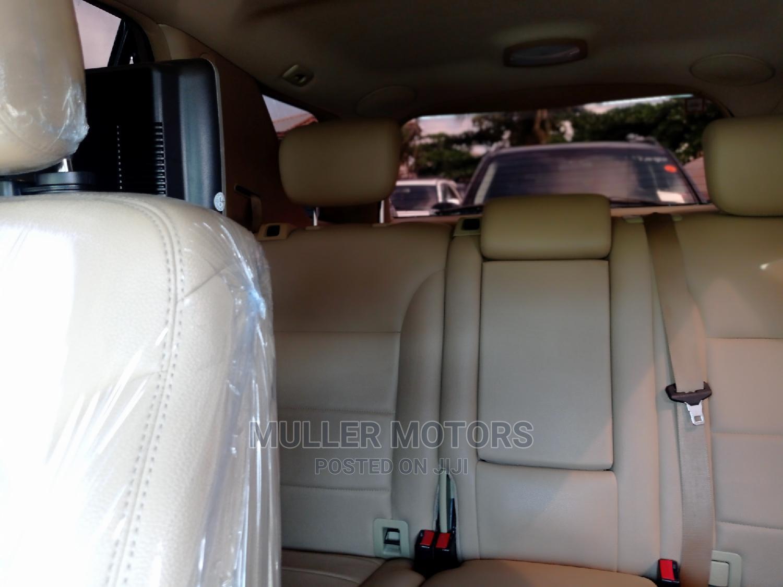 Mercedes-Benz M Class 2010 ML 350 4Matic Blue | Cars for sale in Apapa, Lagos State, Nigeria
