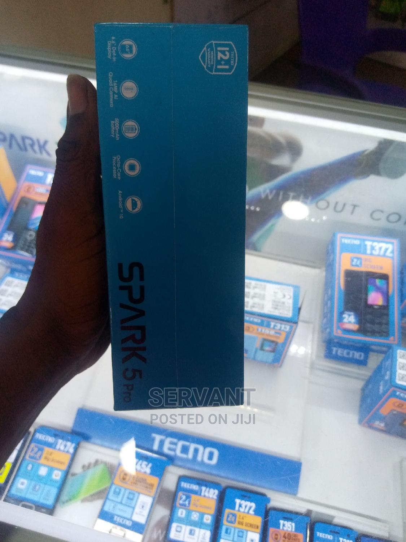 New Tecno Spark 5 Pro 128 GB | Mobile Phones for sale in Ibadan, Oyo State, Nigeria