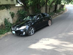 Lexus IS 2006 250 AWD Black | Cars for sale in Enugu State, Enugu