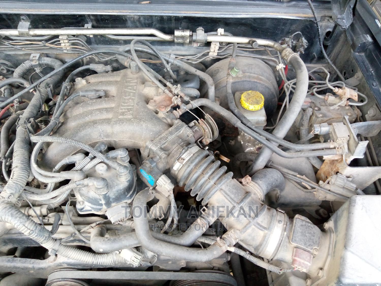 Archive: Nissan Xterra 2004 Black
