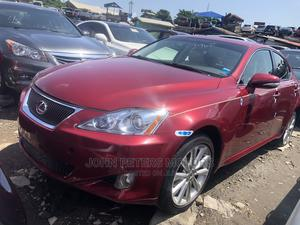 Lexus IS 2009 250 Red | Cars for sale in Lagos State, Apapa