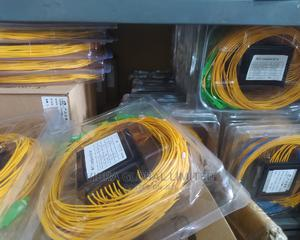 Fiber Splitter 1X8 Sc/Upc, SPLITS 1 FIBER CABLE TO 8 | Accessories & Supplies for Electronics for sale in Lagos State, Ikeja