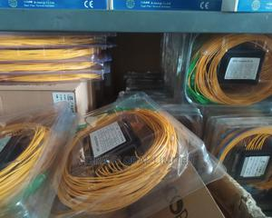 Fiber Splitter 1X2 Sc/Upc, SPLITS 1 FIBER CABLE TO 2 | Accessories & Supplies for Electronics for sale in Lagos State, Ikeja
