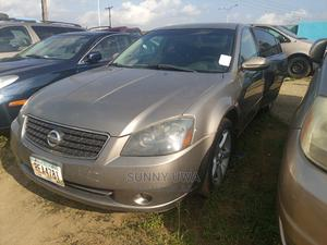 Nissan Altima 2005 3.5 SE Gray   Cars for sale in Akwa Ibom State, Uyo