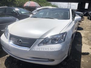 Lexus ES 2008 350 White   Cars for sale in Lagos State, Apapa