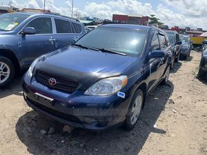 Toyota Matrix 2006 Blue | Cars for sale in Lagos State, Apapa