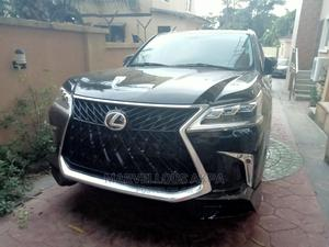 Lexus LX 2013 570 Base Black | Cars for sale in Abuja (FCT) State, Central Business District