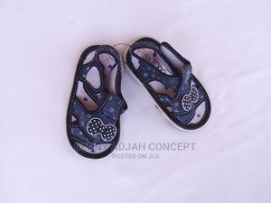 Blue Sandals for a One Year or Two Years Boy   Children's Shoes for sale in Lagos State, Lekki