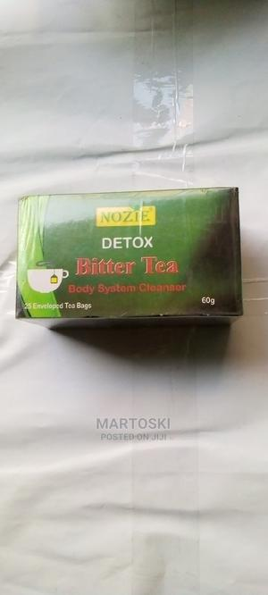 Nozie Detox Bitter Tea Body System Cleaners   Vitamins & Supplements for sale in Lagos State, Ikeja